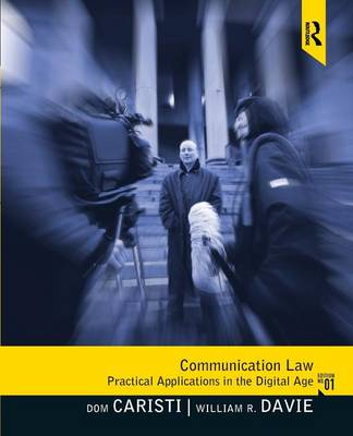 Communication Law (Paperback)