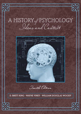 A History of Psychology: Ideas and Context (Hardback)
