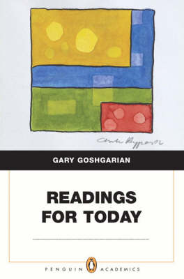 Readings for Today (Paperback)