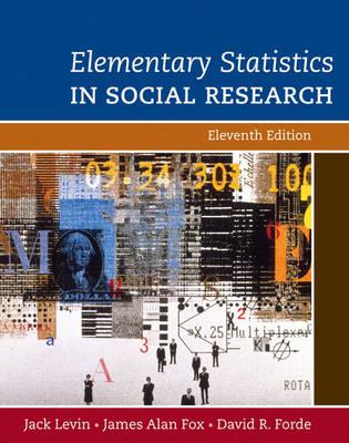 Elementary Statistics in Social Research (Hardback)
