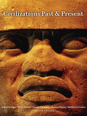 Civilizations Past & Present, Combined Volume (Hardback)