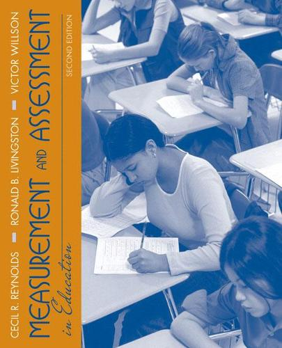 Measurement and Assessment in Education (Paperback)