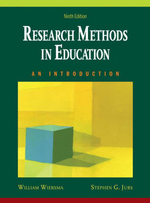 Research Methods in Education: An Introduction: United States Edition