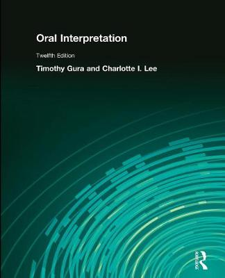 Oral Interpretation (Paperback)