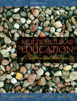 Multicultural Education of Children and Adolescents (Paperback)