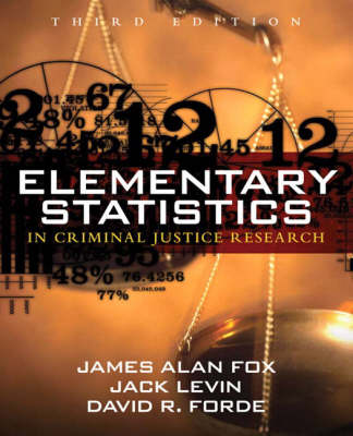 Elementary Statistics in Criminal Justice Research (Paperback)