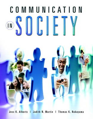 Communication in Society (Paperback)