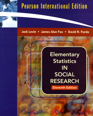 Elementary Statistics in Social Research (Paperback)