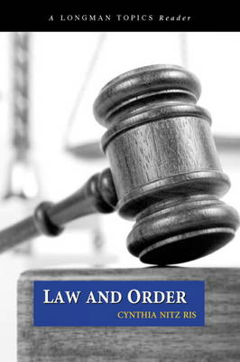 Law and Order (Paperback)