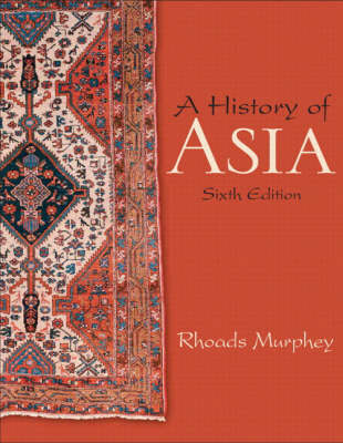 A History of Asia (Paperback)