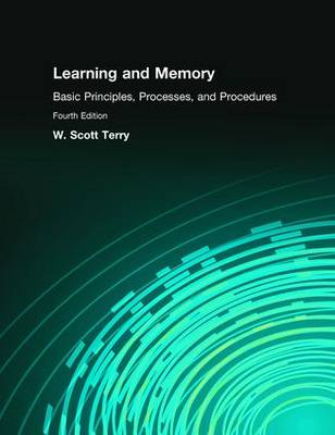Learning and Memory (Hardback)