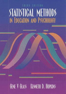Statistical Methods in Education and Psychology (Hardback)