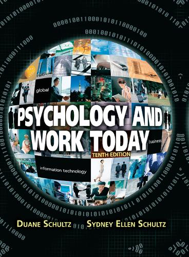 Psychology and Work Today, 10th Edition (Hardback)