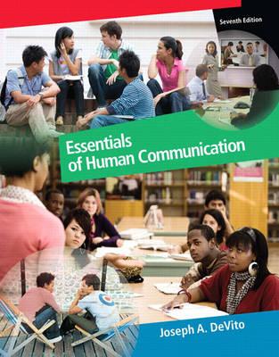 Essentials of Human Communication (Paperback)