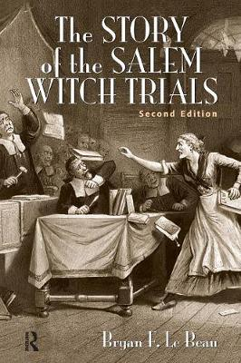 The Story of the Salem Witch Trials (Paperback)