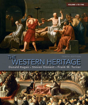 The Western Heritage: Volume 1 (Paperback)