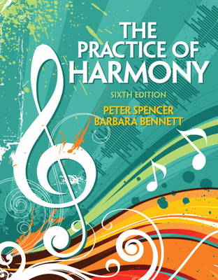 The Practice of Harmony (Spiral bound)