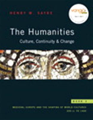 The Humanities: Bk. 2: Culture, Continuity, and Change