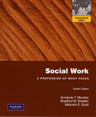 Social Work: A Profession of Many Faces (Paperback)