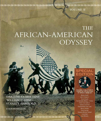 The African-American Odyssey: v. 2 (Paperback)