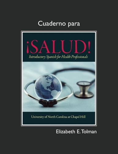 Cuaderno for !Salud! (Paperback)