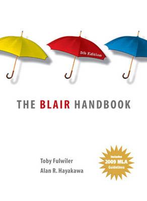 The Blair Handbook: 2009 MLA Update Editon (Paperback)