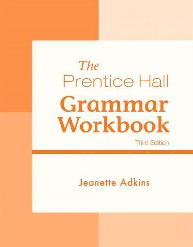 Prentice Hall Grammar Workbook (Paperback)