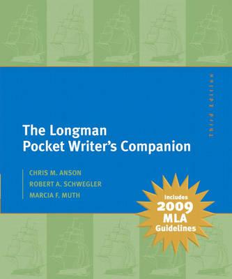The Longman Pocket Writer's Companion: MLA Update Edition (Paperback)