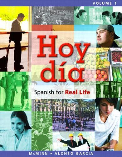 Hoy dia: Spanish for Real Life, Volume 1 (Paperback)