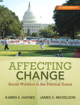 Affecting Change: Social Workers in the Political Arena (Paperback)
