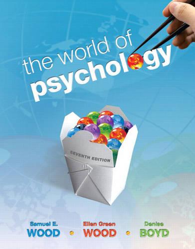 The World of Psychology (Hardback)