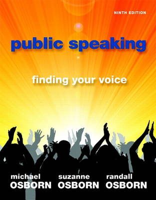 Public Speaking: Finding Your Voice (Paperback)