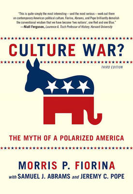 Culture War? The Myth of a Polarized America (Paperback)
