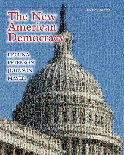 The New American Democracy (Paperback)