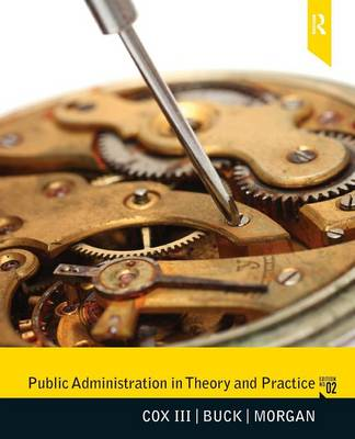 Public Administration in Theory and Practice (Paperback)