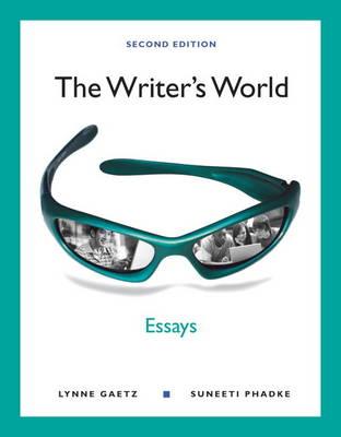 The Writer's World: Essays (Paperback)