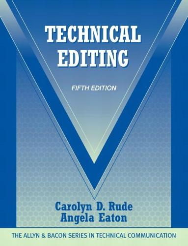 Technical Editing (Paperback)