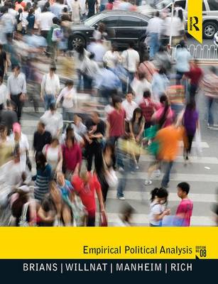 Empirical Political Analysis (Paperback)