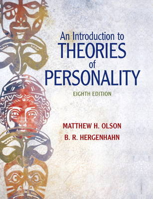 An Introduction to Theories of Personality: United States Edition (Hardback)