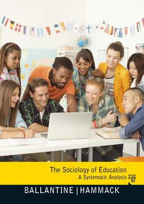The Sociology of Education: A Systematic Analysis (Paperback)
