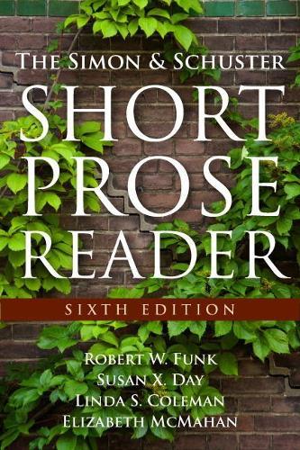The Simon and Schuster Short Prose Reader (Paperback)