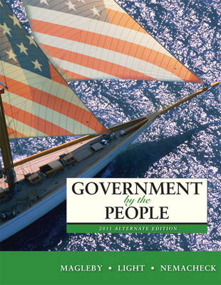 Government by the People, 2011 Alternate Edition (Paperback)