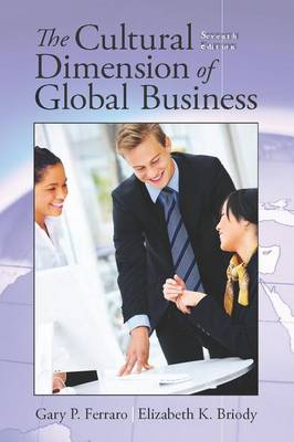 The Cultural Dimension of Global Business: United States Edition (Paperback)