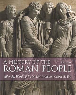 A History of the Roman People (Paperback)