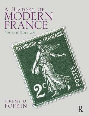 A History of Modern France (Paperback)