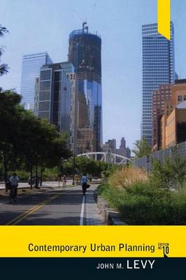Contemporary Urban Planning (Paperback)