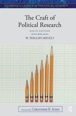 The Craft of Political Research (Paperback)