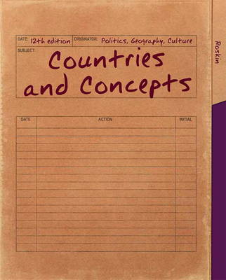Countries and Concepts: Politics, Geography, Culture: United States Edition (Paperback)