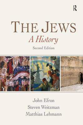 The Jews: A History (Paperback)