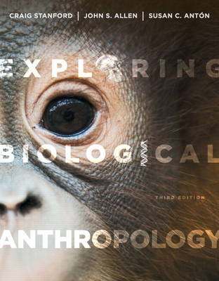 Exploring Biological Anthropology: The Essentials Plus NEW MyAnthroLab with eText -- Access Card Package